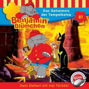 Benjamin Blümchen - Das Geheimnis der Tempelkatze