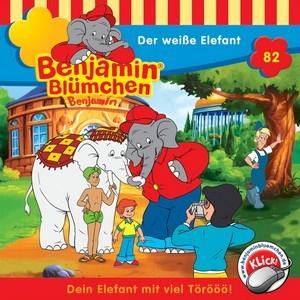 Benjamin Blümchen - Der weiße Elefant