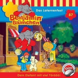 Benjamin Blümchen - Das Laternenfest