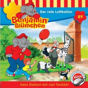 Benjamin Blümchen - Der rote Luftballon