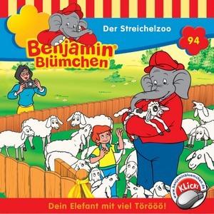 Benjamin Blümchen - Der Streichelzoo