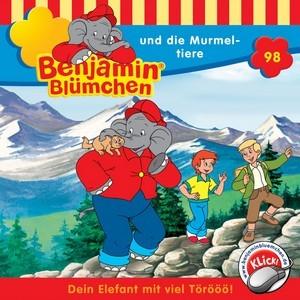 Benjamin Blümchen und die Murmeltiere