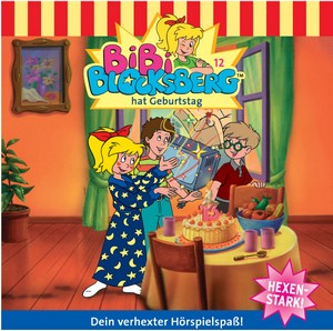 Bibi Blocksberg hat Geburtstag