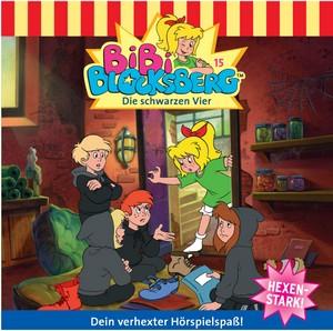 Bibi Blocksberg - Die schwarzen Vier