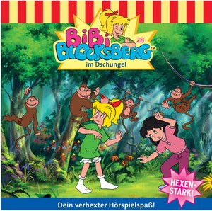 Bibi Blocksberg im Dschungel