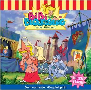 Bibi Blocksberg in der Ritterzeit