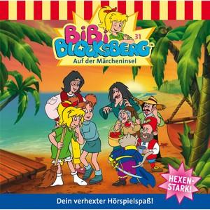 Bibi Blocksberg auf der Märcheninsel