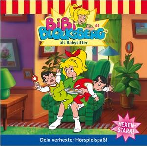 Bibi Blocksberg als Babysitter