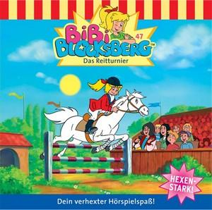 Bibi Blocksberg - das Reitturnier