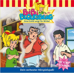 Bibi Blocksberg - Oma Grete sorgt für Wirbel