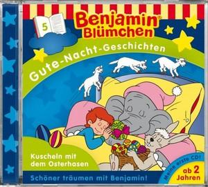 Benjamin Blümchen - Gute Nacht Geschichten - Kuscheln mit dem Osterhasen