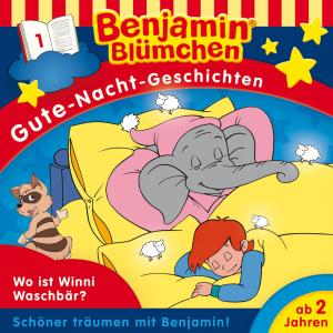 Benjamin Blümchen - Gute Nacht Geschichten - Wo ist Winnie Waschbär?