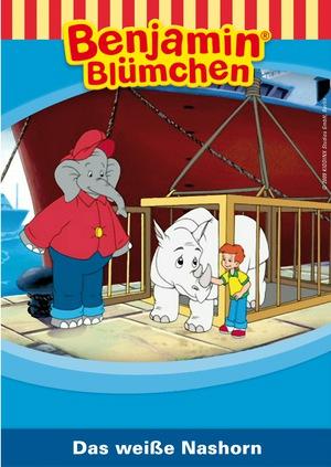 Benjamin Blümchen - Das weiße Nashorn