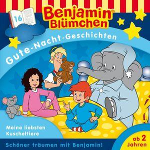 Benjamin Blümchen - Gute-Nacht-Geschichten - Meine liebsten Kuscheltiere