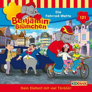 Benjamin Blümchen - Die Fahrrad-Wette