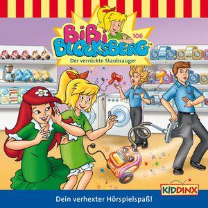 Bibi Blocksberg - Der verrückte Staubsauger