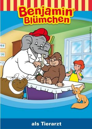 Benjamin Blümchen als Tierarzt
