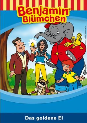 Benjamin Blümchen - Das goldene Ei
