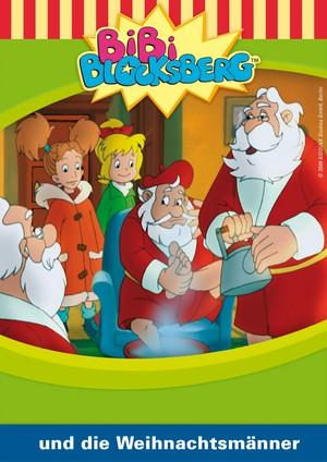 Bibi Blocksberg und die Weihnachtsmänner