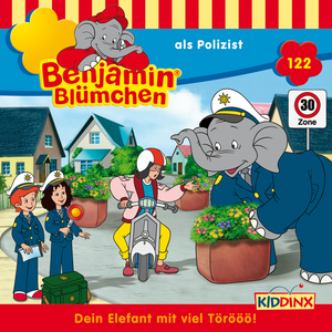 Benjamin Blümchen als Polizist
