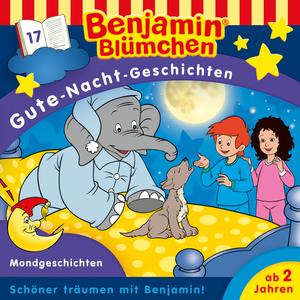 Benjamin Blümchen - Gute-Nacht-Geschichten - Mondgeschichten