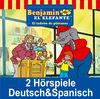 Benjamin Blümchen - Der Bananendieb / Benjamin el Elefante - El ladrón de plátanos