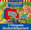 Benjamin Blümchen - Der Geheimgang / Benjamin el Elefante - El pasadizo secreto