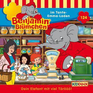 Benjamin Blümchen im Tante-Emma-Laden