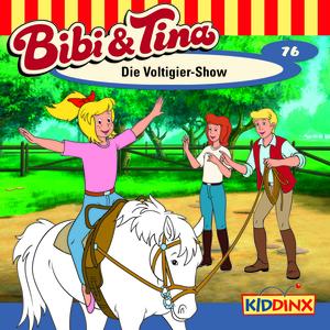 Bibi und Tina - Die Voltigier-Show