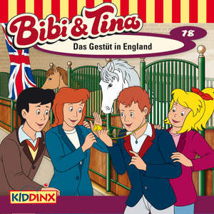 Bibi und Tina - Das Gestüt in England