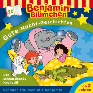 Benjamin Blümchen - Gute-Nacht-Geschichten - Das schnarchende Krokodil