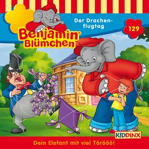 Benjamin Blümchen - Der Drachenflugtag
