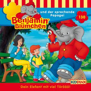 Benjamin Blümchen und der sprechende Papagei