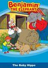 Vergrößerte Darstellung Cover: Benjamin the elephant - The baby hippo. Externe Website (neues Fenster)