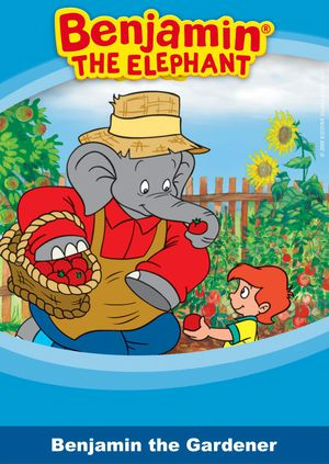 Benjamin the elephant - Benjamin the gardener