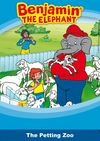 Benjamin the elephant - The petting zoo