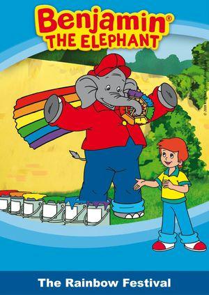 Benjamin the elephant - The rainbow festival