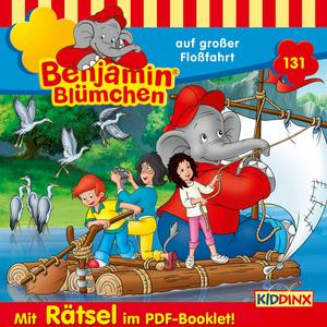 Benjamin Blümchen - Auf großer Floßfahrt