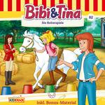 Cover des Mediums: Bibi & Tina - Die Reiterspiele