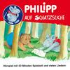 Philipp die Maus - Philipp auf Schatzsuche