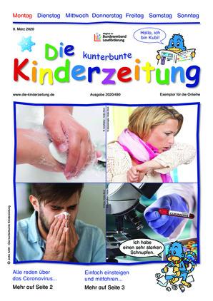 Die kunterbunte Kinderzeitung (09.03.2020)