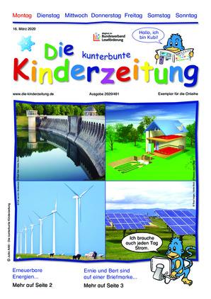 Die kunterbunte Kinderzeitung (16.03.2020)