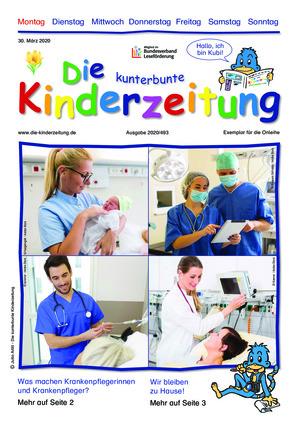 Die kunterbunte Kinderzeitung (30.03.2020)