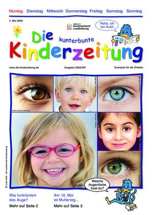 Die kunterbunte Kinderzeitung (04.05.2020)