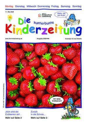 Die kunterbunte Kinderzeitung (11.05.2020)