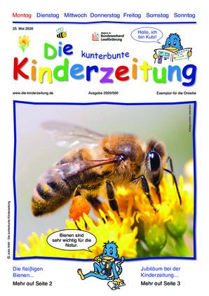 Die kunterbunte Kinderzeitung (25.05.2020)