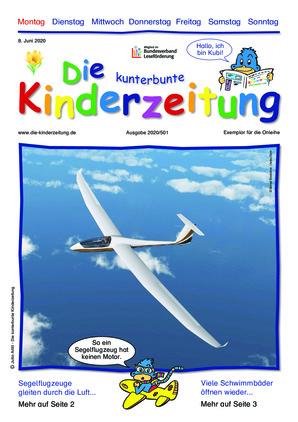 Die kunterbunte Kinderzeitung (08.06.2020)