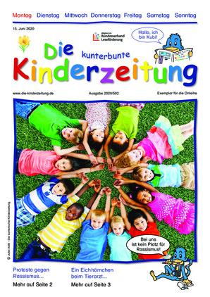 Die kunterbunte Kinderzeitung (15.06.2020)