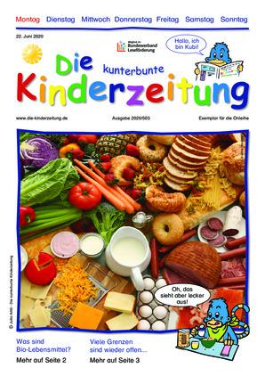 Die kunterbunte Kinderzeitung (22.06.2020)