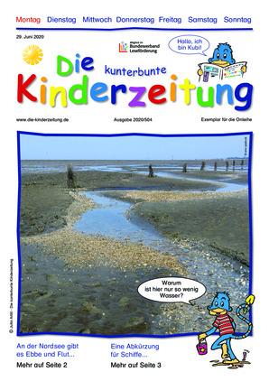 Die kunterbunte Kinderzeitung (29.06.2020)